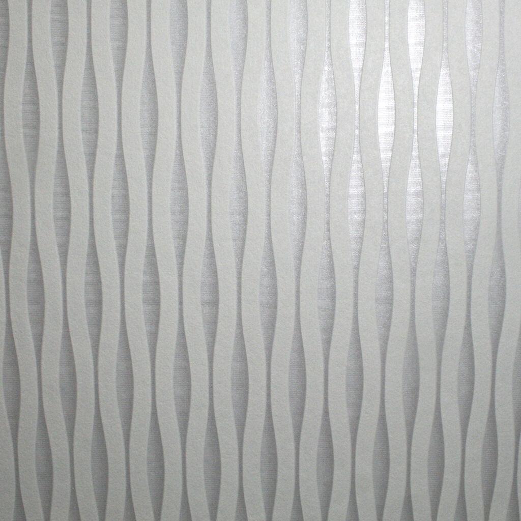 lucid white and silver wallpaper grahambrownus. Black Bedroom Furniture Sets. Home Design Ideas