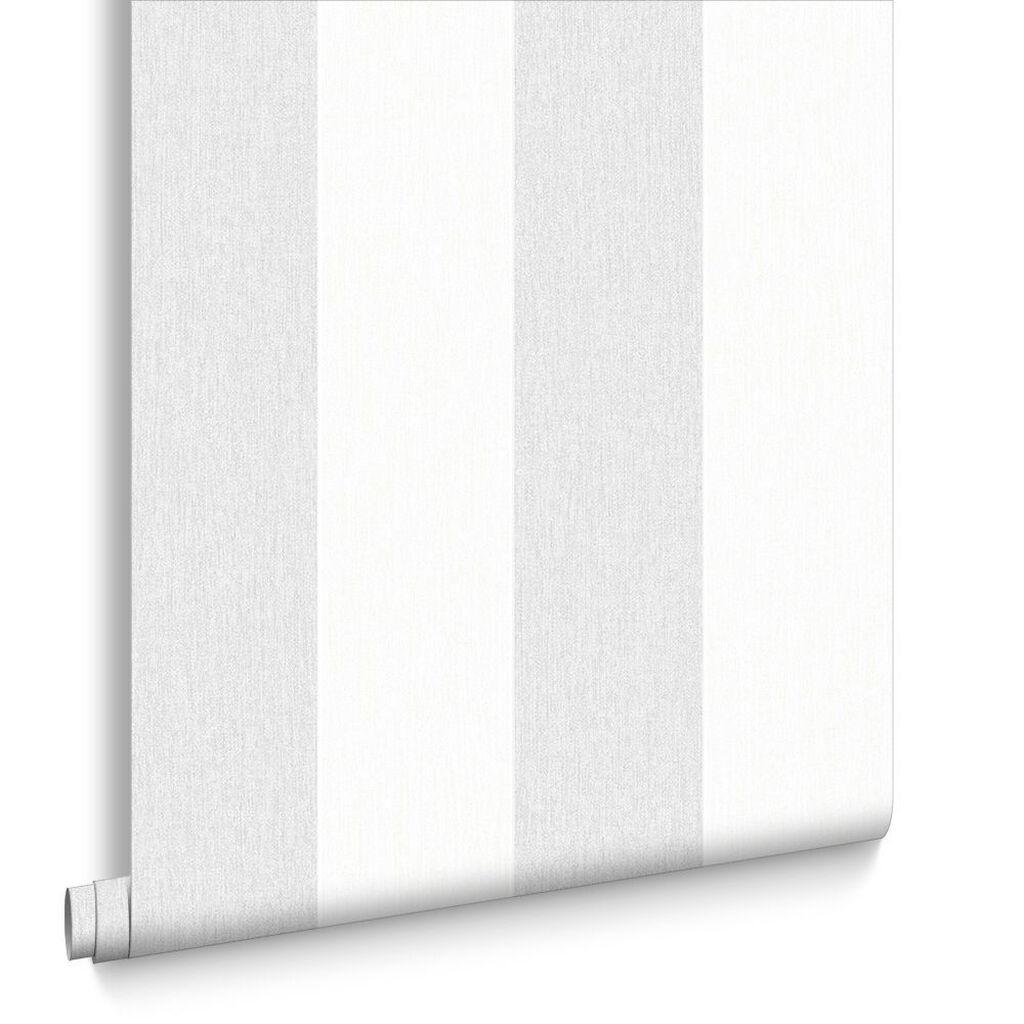 Calico Stripe Grey | Graham & Brown