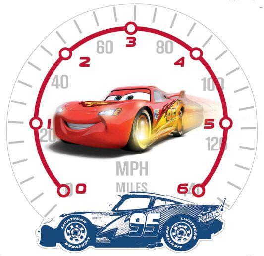 Stickers Tete De Lit Cars