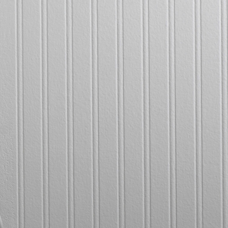 Nice Beadboard Pre Pasted Wallpaper, ...