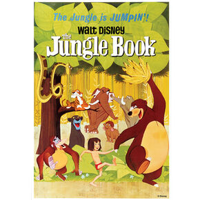 Jungle Book Printed Canvas, , large