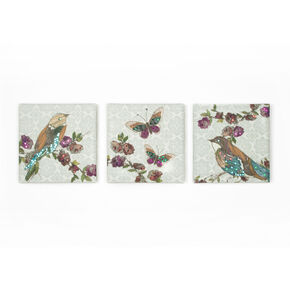 Monsoon Bird Wall Art, , large
