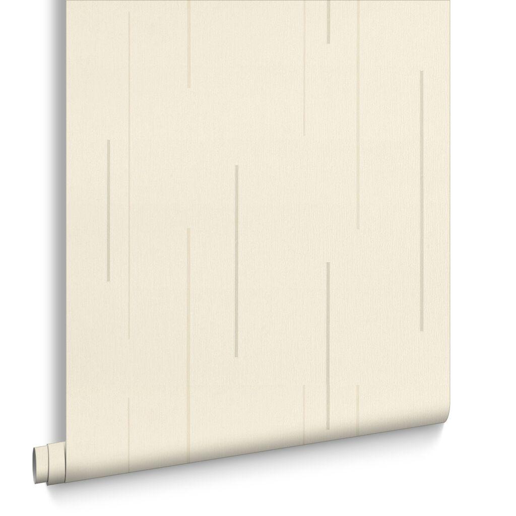 Linear White Wallpaper