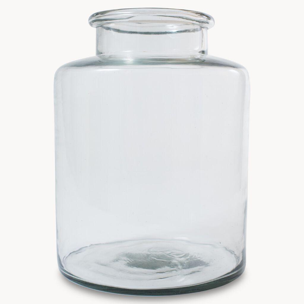 large clear glass vase grahambrownuk. Black Bedroom Furniture Sets. Home Design Ideas