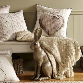 Large Sitting Hare, , large