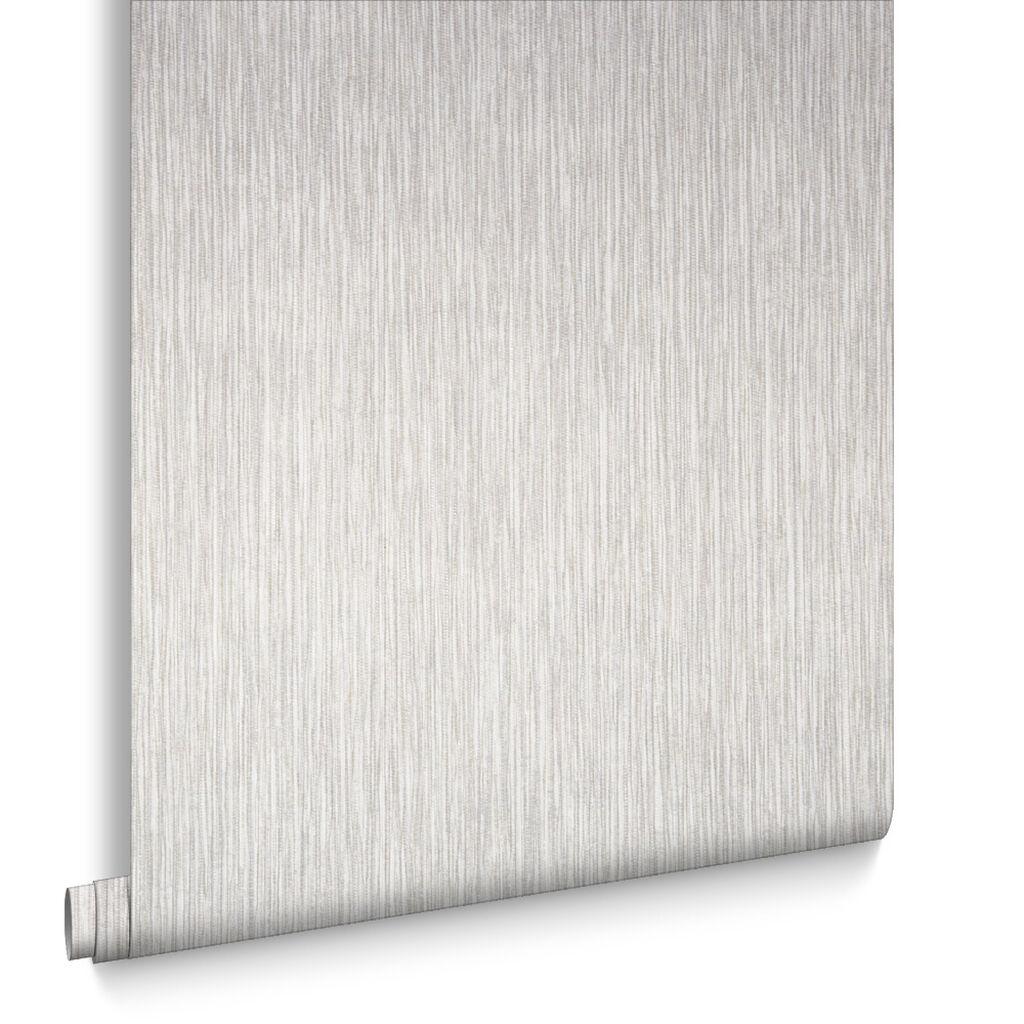 Plain Kitchen Wallpaper: Grasscloth Cream Wallpaper