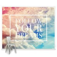 Follow Your Dreams Mural, , large