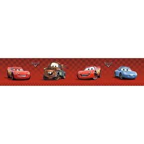 Cars Small Border Roll, , large