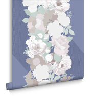Joy Blue Wallpaper, , large