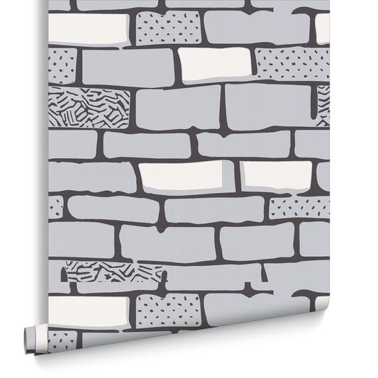The Wall Stone Wallpaper, , large