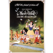 Snow White 1983 Printed Canvas, , large