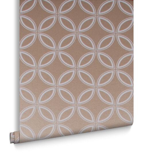 eternity tapete rose gold grahambrownde. Black Bedroom Furniture Sets. Home Design Ideas