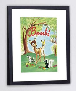 Bambi Cover Disney Galerie, , large