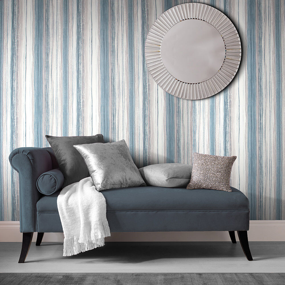 ... Large Chelsea Stripe Night Sky Wallpaper, ... Part 45