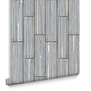 Planking Ash Wallpaper, , large