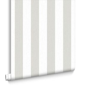 Glitterati White and Silver Wallpaper, , large