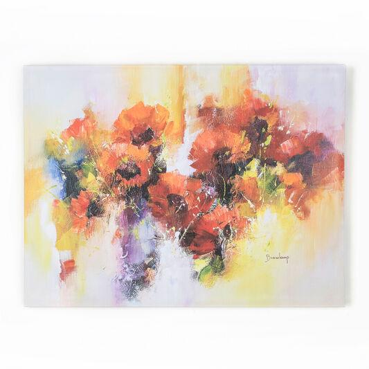 Flora Printed Canvas, , large