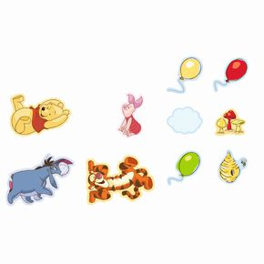 Winnie the Pooh Mini Foam Elements 10pcs, , large