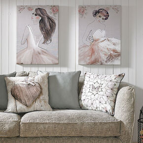 Grace Printed Canvas, , large