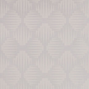 Cavern White and Mica Wallpaper, , large