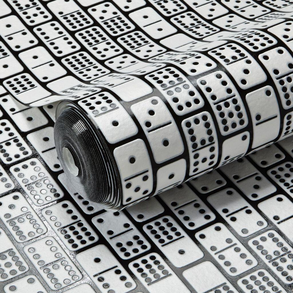 Domino Black And White Wallpaper Grahambrownuk HD Wallpapers Download Free Images Wallpaper [1000image.com]