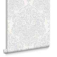 Melody Grey Wallpaper, , large