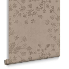 Sparkle Brown Wallpaper, , large