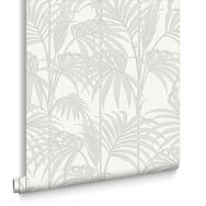 Honolulu White Ice Wallpaper, , large