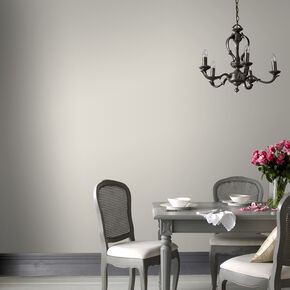 Iris Plain Grey Wallpaper, , large