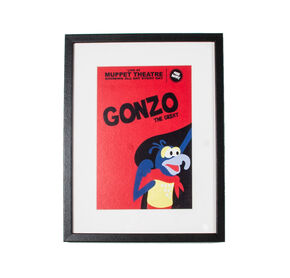 Gonzo Disney Galerie, , large
