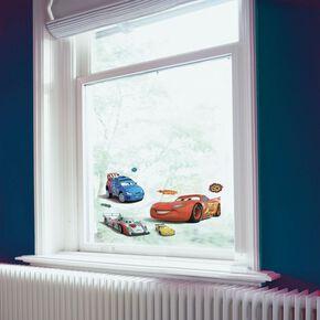 Stickers électrostatiques de fenêtre Cars, , large
