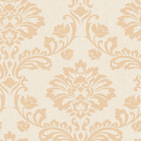 Aurora Cream and Sand Wallpaper, , large