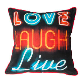 Neon Type Pillow, , large