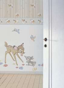 Bambi Wallpaper, , large