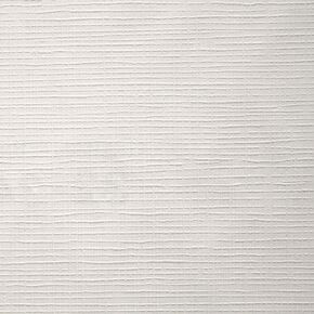 Linen Texture White Shimmer Wallpaper, , large
