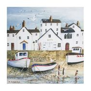 Harbourside Bedruckter Canvas, , large