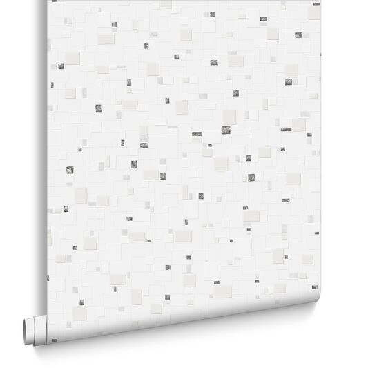 Black White Kitchen Wallpaper: Spa Black And White Wallpaper