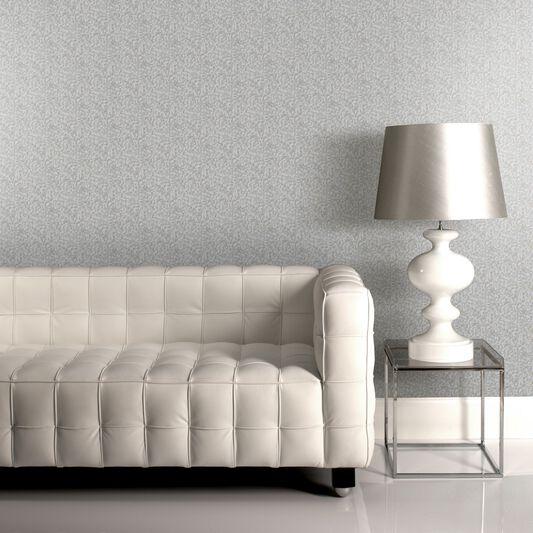 Jive Silver and Metallic Wallpaper, , large