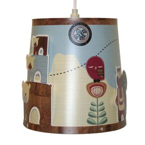 Graham & Brown Forager Lampshade, , large