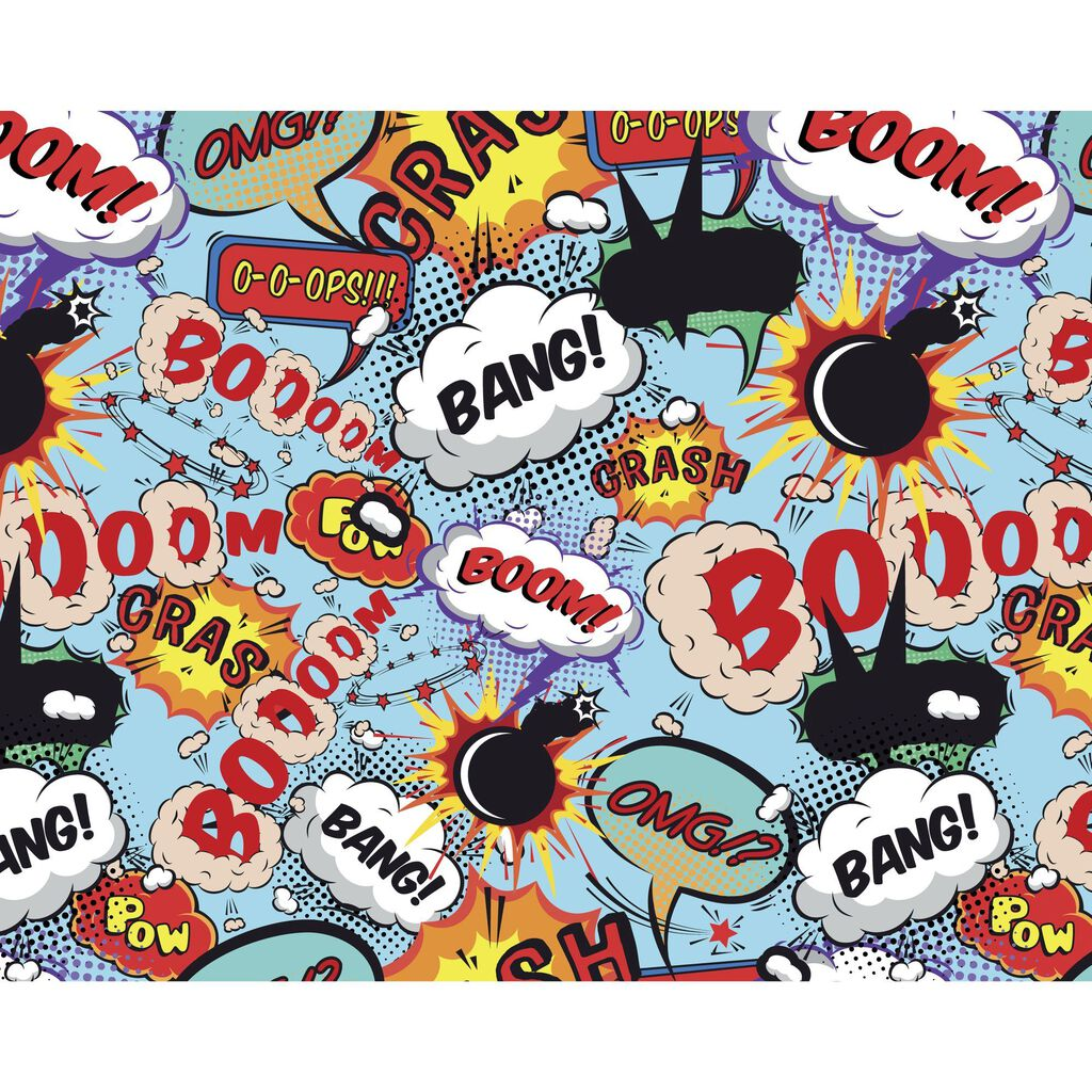 comic pop wall mural grahambrownus twitter facebook google plus pinterest comic pop wall mural large comic