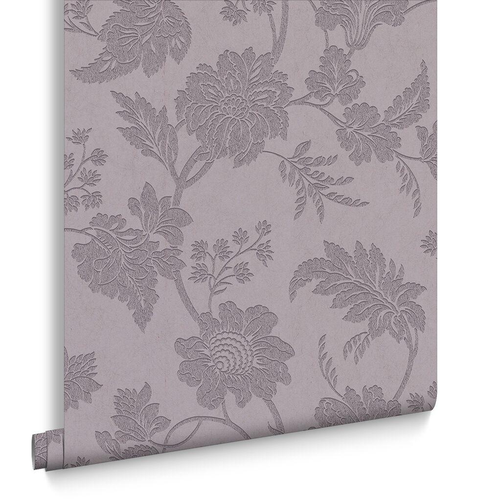 Purple Wallpaper Designs Lilac Plum Mauve Wallpaper