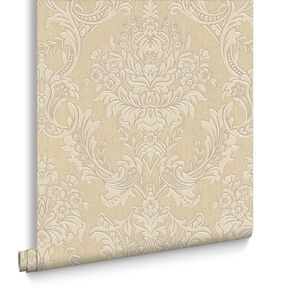 Province Cream Wallpaper, , large