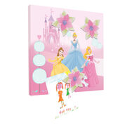 Princess Magnetic Canvas (30X30Cm), , large
