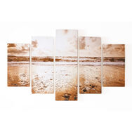 Sunrise Beach Printed Canvas, , large