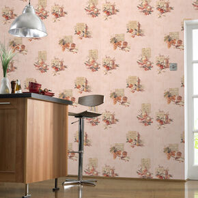 Cuisine Beige Wallpaper, , large