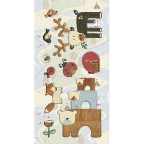 Graham & Brown Forager 3D Stickers, , large