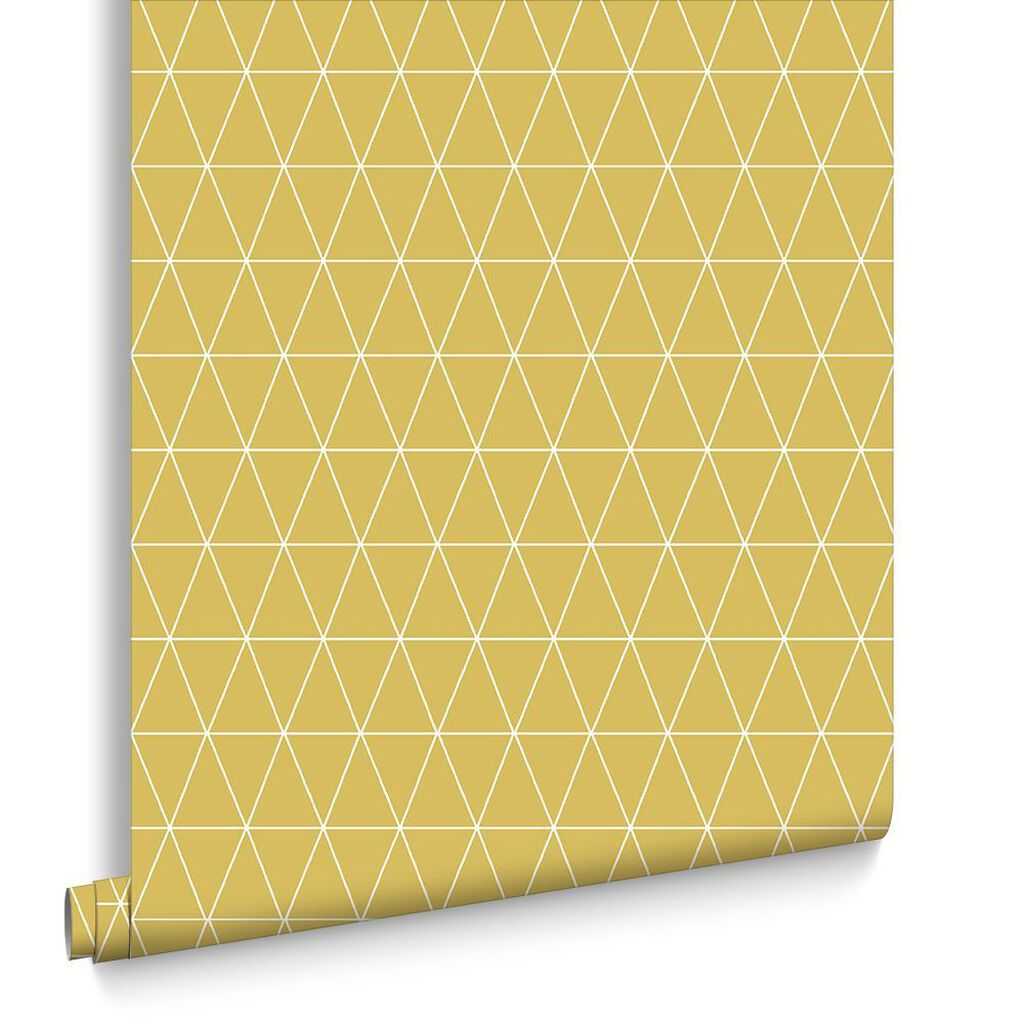Bright Yellow Wallpaper Stunning Yellow Wallpaper Uk  Lemon Bright & Plain Yellow Wallpaper Decorating Design