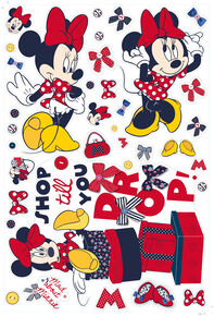 Minnie Mouse Maxi Sticker, , large