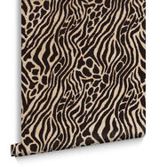 Easy Tiger Caffe and Gold Wallpaper, , large