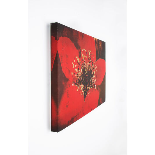 Golden Glow Glitter Printed Canvas, , large